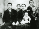 "<p>Zachaeus Ternes family. Zachaeus born 1875 Krasna, Bessarabia, Russia, died 1909.  <br /> His parents:  Ludwig Ternes am Gertrud Riehl.  <br /> Wife (herein):  Ottilia Nagel, born 1875 Krasna, died 1951. <br /> Her parents:  Johannes Nagel and Theresia Krenzel.  <br /> Her 2nd spouse was Daniel Dietz.  <br /> Children, rear, L-R: Daniel; Johannes.  Front, L-R: Marianna (later married Anton Ziebart); Louis.<br />  <br /> Source:  Brent Miller.<br /> https://ofb.genealogy.net/famreport.php?ofb=krasna&amp;ID=I12300</p><p>Riehl, Ternes</p><p>124a_page-013.jpg</p><a href=""/_detail/alles/apk-1a/124a_page-013.jpg""><img title=""Details"" src=""/lib/plugins/photogallery/images/details_page.png"" width=""30"" />"